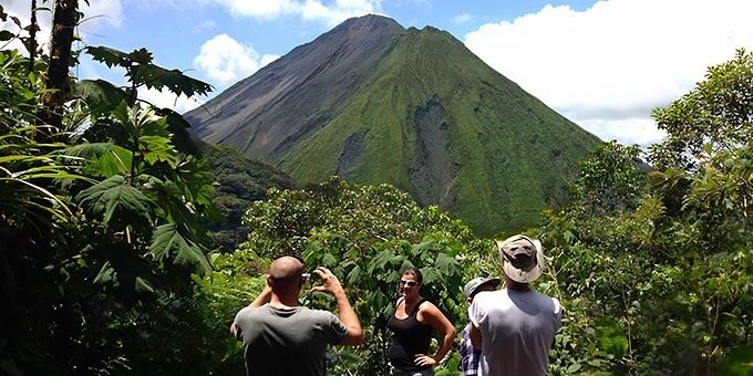 La Fortuna Costa Rica And Arenal Volcano Visitors Guide