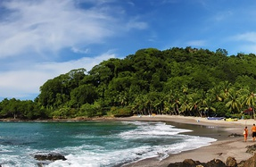 Although Costa Rica's Northwest Pacific region is generally becoming more developed, the gorgeous beach town of Montezuma still offers those seeking a laid-back destination sanctuary from the masses.