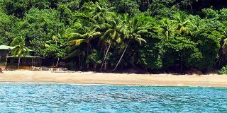 Cano Island Biological Reserve is located off of the south Pacific coast of Costa Rica west of the Osa Peninsula.