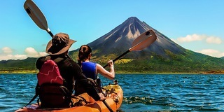 The Arenal Volcano area is an amazing destination for adventure and wildlife observation.
