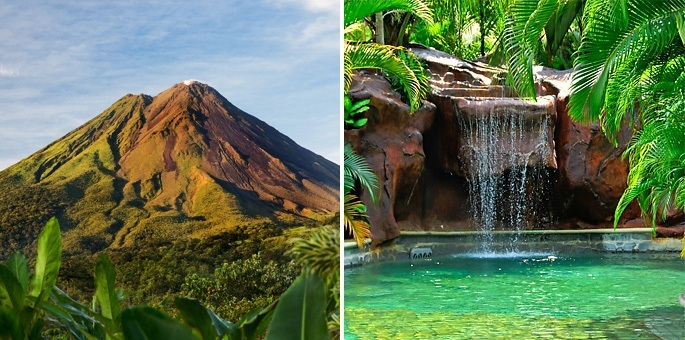 how to get from san jose to arenal