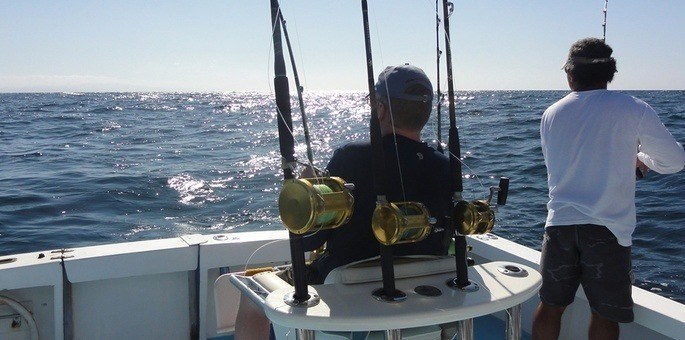 Offshore Sport Fishing 36 Ft. Boat - Full Day