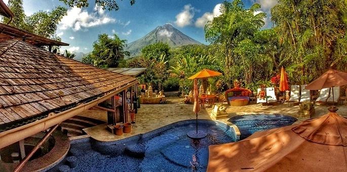 Arenal Nayara Hotel And Gardens At Arenal Volcano Costa Rica Rates Reviews