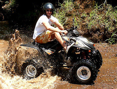 ATV and Canopy Combo - Single - AXR An Xtreme Rider