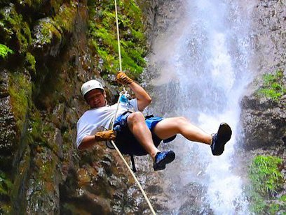 Canyoning and Canopy