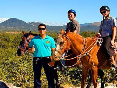 Horseback Riding - Long