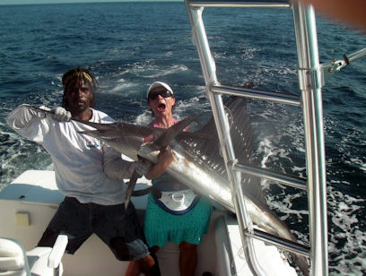 Offshore Sport Fishing 33 Foot Boat - Full Day
