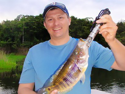 Sport Fishing on Lake Arenal - Half day