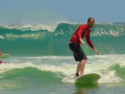 Surf Lesson - Arenas Adventure Tours