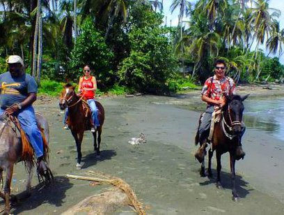 Horseback Riding in Cahuita