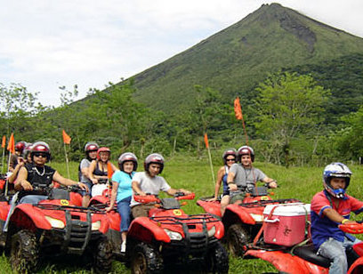 ATV Offroad Adventure at Arenal - Double