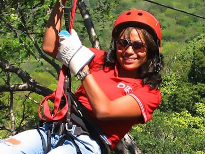 Canopy Zipline - Monkey Jungle