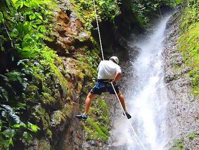 Pacuare Tropical Canyoning