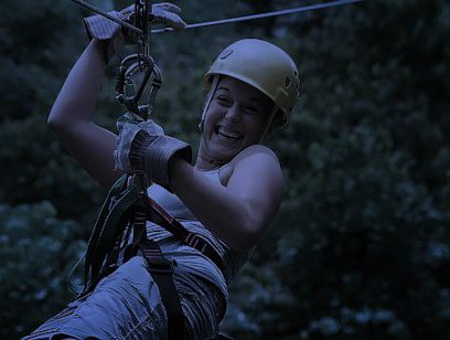 Canopy Tour - Night Time