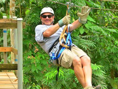 Canopy Tour - Midworld Costa Rica