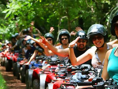 ATV Offroad Adventure - Double - Fourtrax Tamarindo