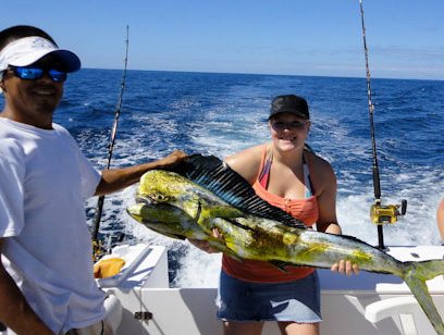 Offshore Sport Fishing 31 Foot Boat - Full Day
