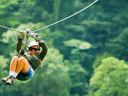 Sky Tram and Sky Walk - Sky Adventures Arenal