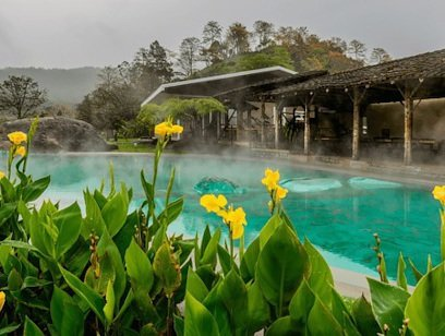 Irazu Volcano and Hacienda Orosi Hot Springs
