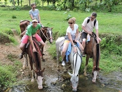 Horseback Riding at Rancho Tipico Don Juan