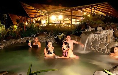 Located in front of the imposing Arenal Volcano, Arenal Springs Resort and Spa provides a great base for your La Fortuna vacation.