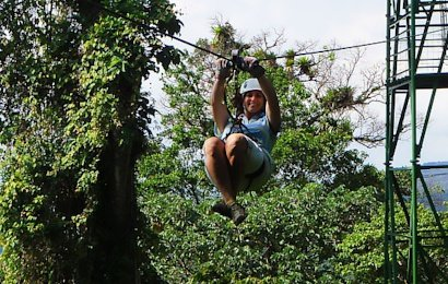 One of our most popular vacations, the Pure Life Adventure will take you on an incredible journey to Costa Rica's top destinations, Arenal Volcano and Manuel Antonio beach.
