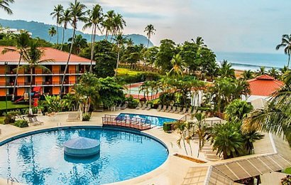 Best Western Jaco Beach Resort is the only all-inclusive resort in Costa Rica not located in Guanacaste or the Nicoya Peninsula.