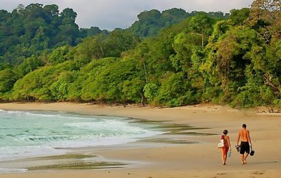 The Sensual Safari is a journey through some of Costa Rica's most romantic destinations.