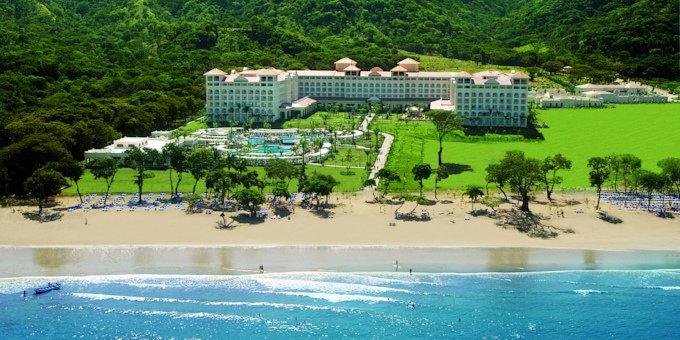 Luxury Beachfront Hotel Costa Rica