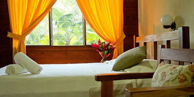 Canyon Lodge is an eco-lodge and adventure ranch located in the Rincon de la Vieja Volcano and national park region.  Hotel amenities include swimming pool, jacuzzi, restaurant, bar, and internet.