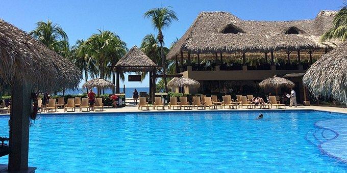 Flamingo Beach Resort And Spa At Playa Flamingo  Costa