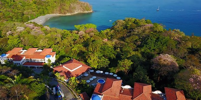 The Shana Hotel in Manuel Antonio