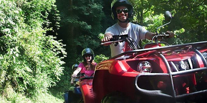 ATV Offroad Adventure in Manuel Antonio - Single
