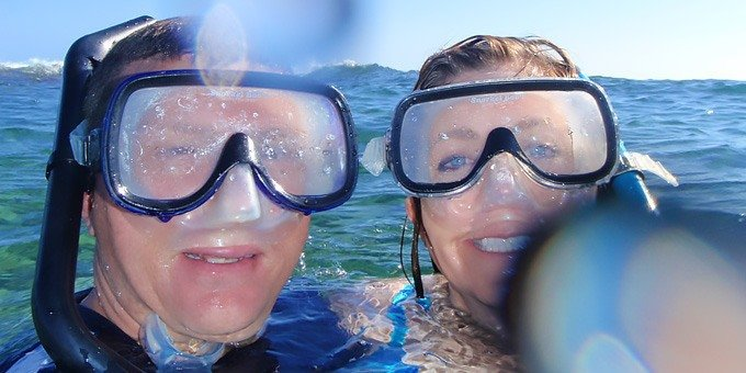Beach Tour and Snorkeling