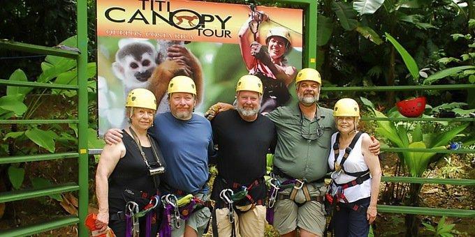 Canopy Zipline - Titi Canopy  sc 1 st  Enter Costa Rica & Canopy Zipline - Titi Canopy Tour - Manuel Antonio Costa Rica