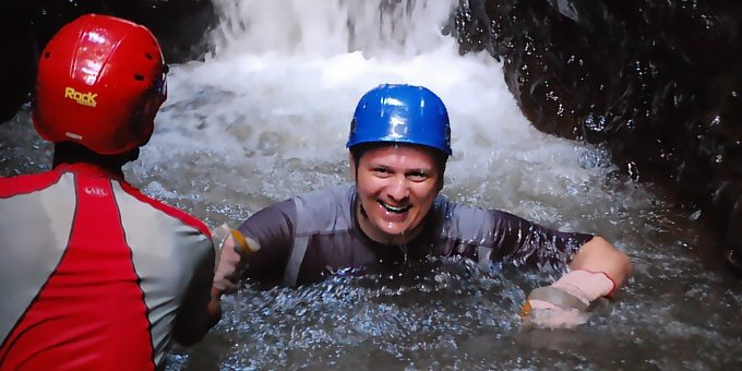 Canyoneering Adventure