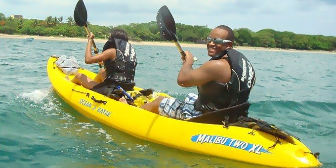 Coastal Kayaking and Snorkeling