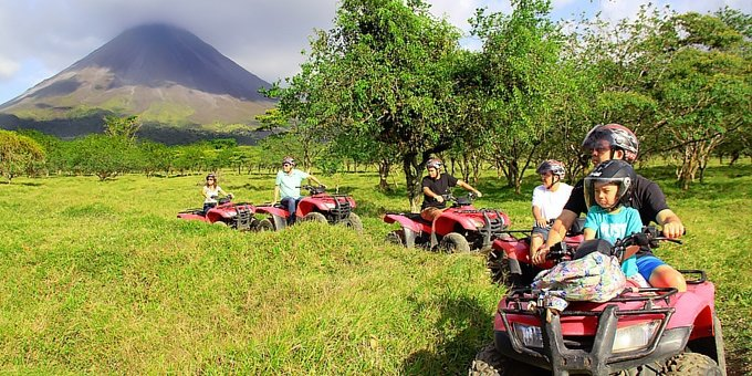 ATV Offroad Adventure at Arenal - Single