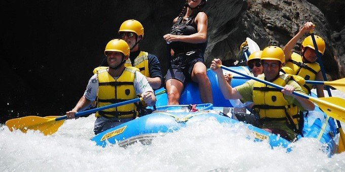 Whitewater Rafting Rio Pacuare