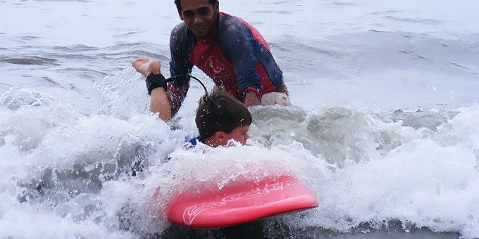 Surf Lesson - Private - Manuel Antonio Surf School