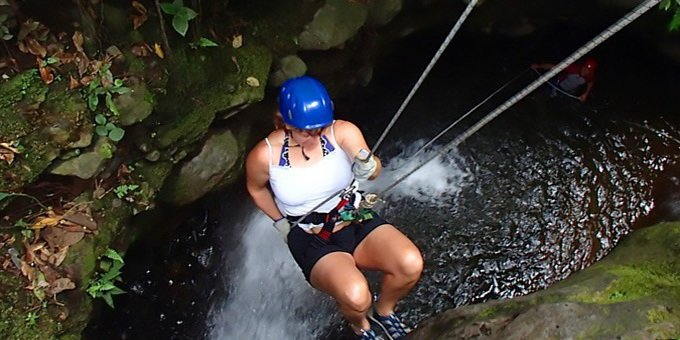 Canyoning and Waterfall Rappelling - Xtreme Tours