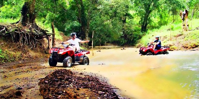 ATV Offroad Adventure - 2 hours - Sun Trails