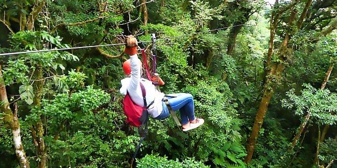Canopy Zipline - Selvatura & Canopy Zipline - Selvatura Tour - Monteverde Costa Rica