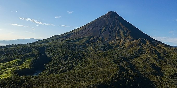 Arenal Volcano Nature and History Tour with Tabacon Hot Springs