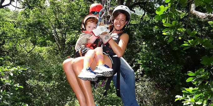 Congo Trails Canopy Zipline and Congo Park