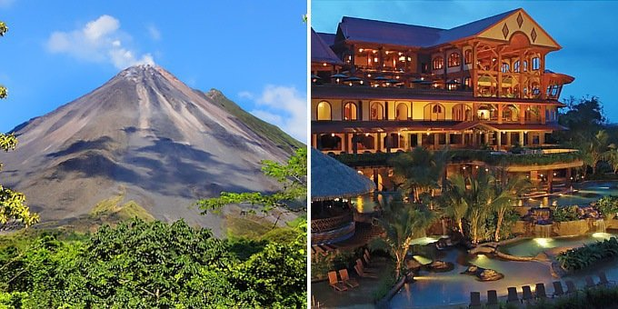 Arenal Volcano and The Springs Hot Springs