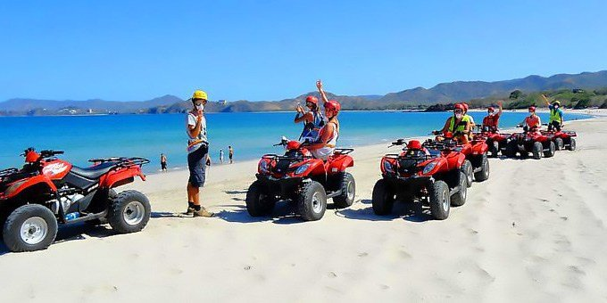 ATV Offroad Adventure - Single