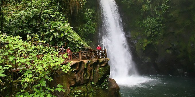 La Paz Waterfall Gardens Costa Rica Map Garden Ftempo
