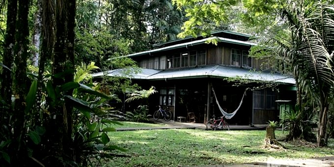 La Selva Biological Station Lodge