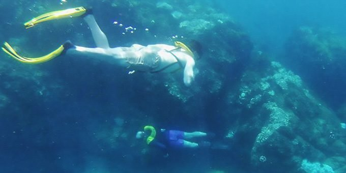 Snorkeling Tour at Marino Ballena National Park